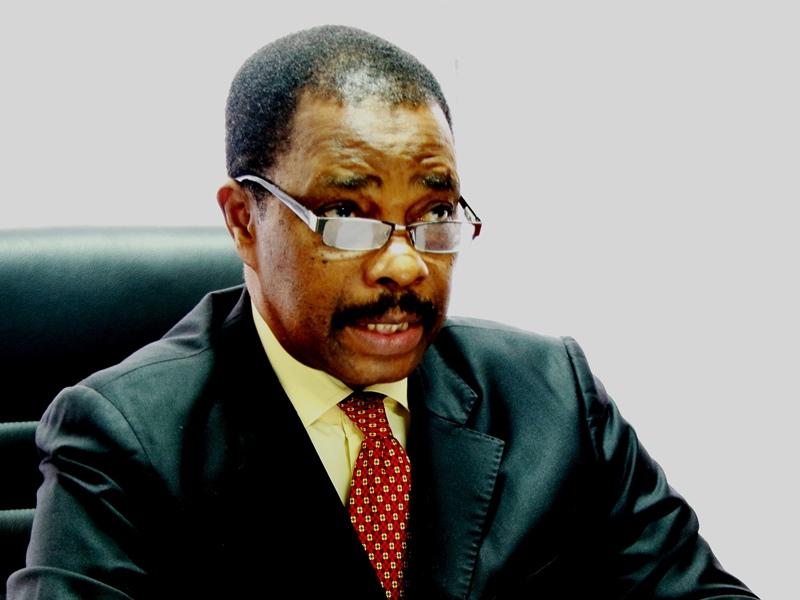 Makamu Mwenyekiti wa Tume, Jaji (Rufaa) Mbarouk Salim Mbarouk.